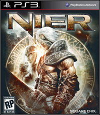 Game NieR Gestalt (X360) Cover