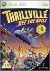 Okładka Thrillville: Off the Rails (X360)
