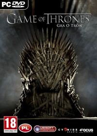 Okładka Game of Thrones (PC)