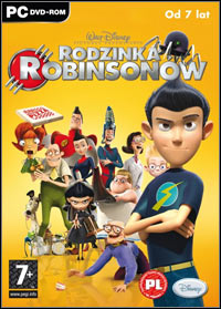 Okładka Disney's Meet the Robinsons (PC)