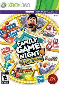 Family Game Night 4: The Game Show (XBOX 360) ok?adka