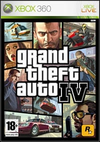 Game Grand Theft Auto IV (PS3) Cover