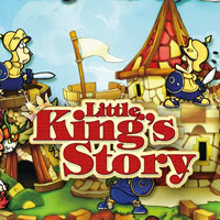 Game Little King's Story (Wii) Cover
