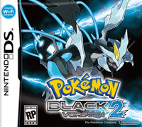 Game Pokemon Black 2 (NDS) Cover