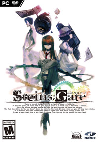 Game Steins;Gate (PC) Cover