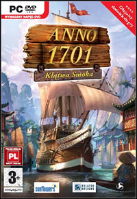 Gra Anno 1701: The Sunken Dragon (PC)
