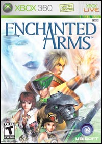 Okładka Enchanted Arms (X360)