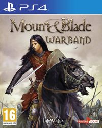 Okładka Mount & Blade: Warband (PS4)