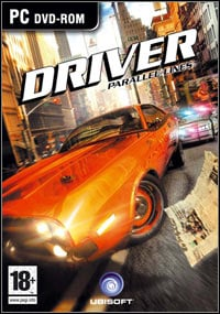 Game Driver: Parallel Lines (XBOX) Cover