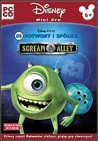 Gra Disney's Monsters: Scream Alley (PC)