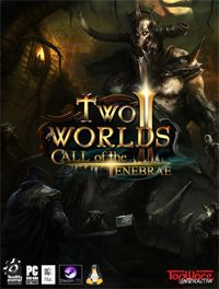 Game Two Worlds II: Call of the Tenebrae (PC) Cover