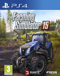 Game Farming Simulator 15 (PC) Cover