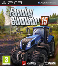 Game Farming Simulator 15 (PC) Cover