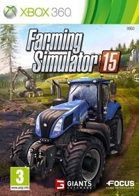 Game Farming Simulator 15 (PS3) Cover