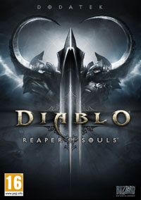 Diablo III: Reaper of Souls Game Box