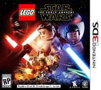 Game LEGO Star Wars: The Force Awakens (PC) Cover