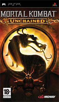 Mortal Kombat: Unchained [PSP]