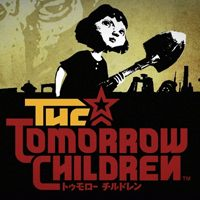 The Tomorrow Children Game Box