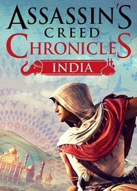 Okładka Assassin's Creed Chronicles: India (PC)