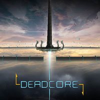 Okładka DeadCore (PS4)