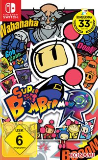 Game Super Bomberman R (Switch) Cover