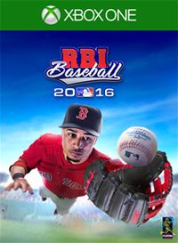 Game R.B.I. Baseball 16 (PC) Cover