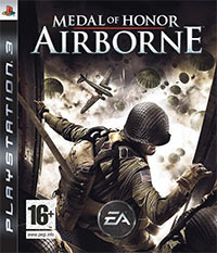 Okładka Medal of Honor: Airborne (PS3)