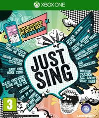 Game Just Sing (PS4) Cover