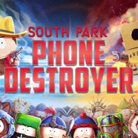 South Park: Phone Destroyer Game Box
