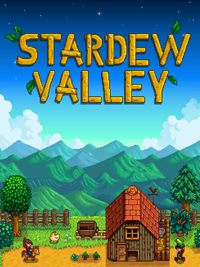 Game Stardew Valley (PS4) Cover