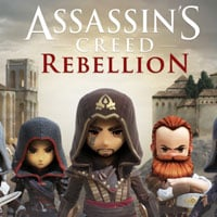 Okładka Assassin's Creed Rebellion (AND)