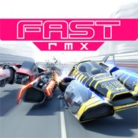 Game Fast RMX (Switch) Cover