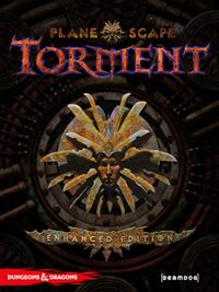 Game Planescape Torment: Enhanced Edition (iOS) Cover