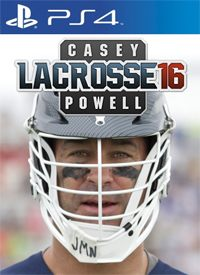 Game Casey Powell Lacrosse 16 (PC) Cover