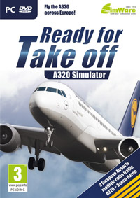 Game Ready for Take off: A320 Simulator (PC) Cover