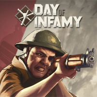 Day of Infamy Game Box