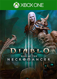Game Diablo III: Rise of the Necromancer (PC) Cover