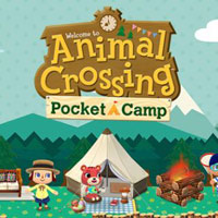 Animal Crossing: Pocket Camp Game Box