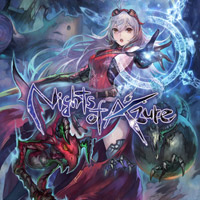 Game Nights of Azure (PS3) Cover