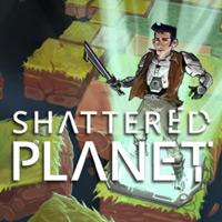 Game Shattered Planet (PC) Cover