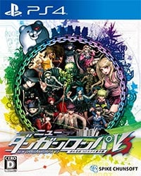 Game Danganronpa V3: Killing Harmony (PS4) Cover