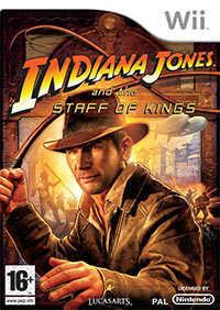 Indiana Jones and the Staff of Kings [Wii]