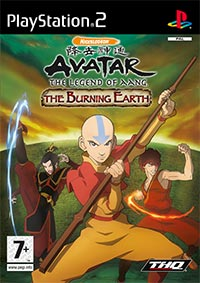 Gra Avatar: The Last Airbender � The Burning Earth (PS2)