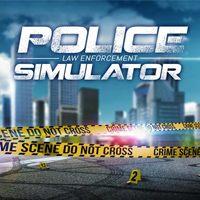 Game Police Simulator 18 (PC) Cover