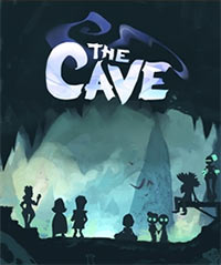 The Cave Game Box