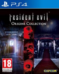 Game Resident Evil Origins Collection (PC) Cover
