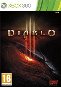 Game Diablo III (PC) Cover
