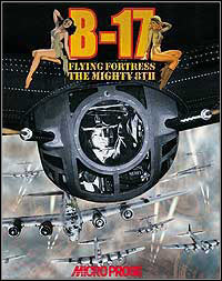 Okładka B-17 Flying Fortress II: The Mighty 8th (PC)