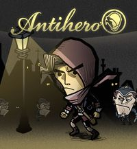 Game Antihero (iOS) Cover