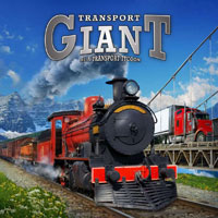 Game Transport Giant (PC) Cover